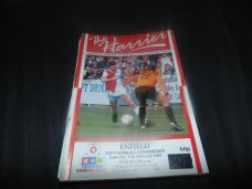 Kidderminster Harriers v Enfield, 1988/89